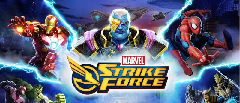 MARVEL Strike Force 3.7.1 Mod Apk (Unlimited Energy) Latest Hack Download