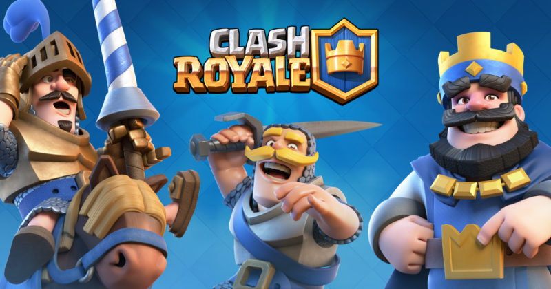 Clash Royale 3.4.2 Mod Apk (Unlimited Everything) Download Latest Version
