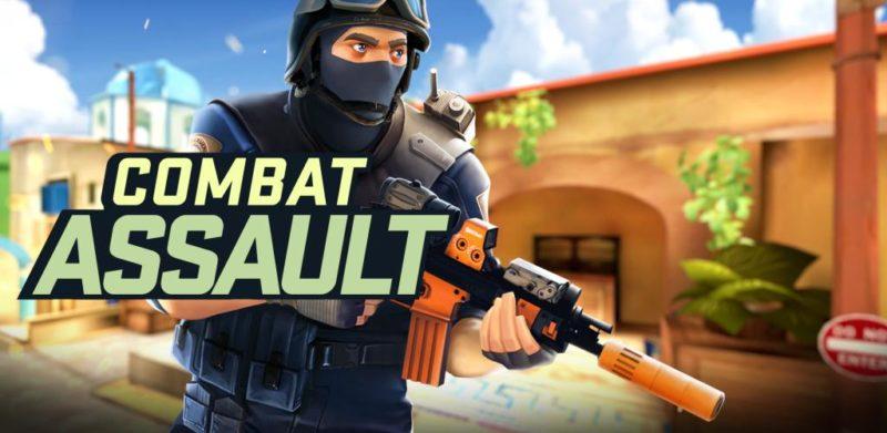 Combat Assault: FPP Shooter 1.37.57 Mod Apk + Data (Unlimited Money) Latest Download