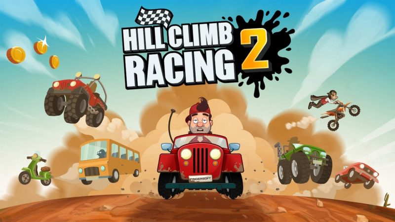Hill Climb Racing 2 1.38.2 Mod Apk (Unlimited Diamond/Coins) Latest Version Download
