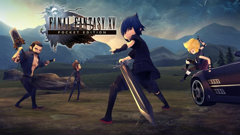 Final Fantasy XV Pocket Edition 1.0.6.631 Mod Apk + Data (Many Items) Latest Download
