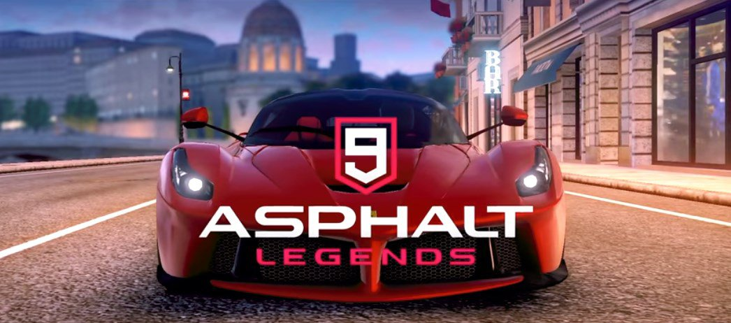 Asphalt 9: Legends 1.7.3a Mod Apk + Data (Unlimited Money) Latest Version Download