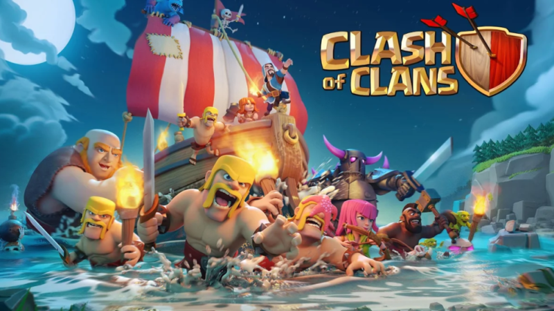 Clash of Clans 11.866.10 Mod Apk (Unlimited Everything) Latest Version Download