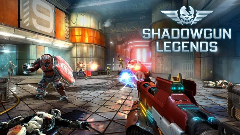Shadowgun Legends 0.7.7 Full Mod Apk (Unlocked All) Latest Version Download