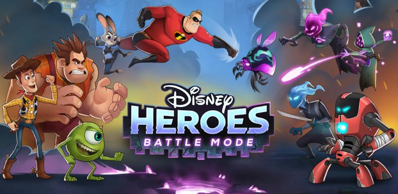 Disney Heroes: Battle Mode 1.10.4 Mod Apk (Unlimited Money) Latest Version Download
