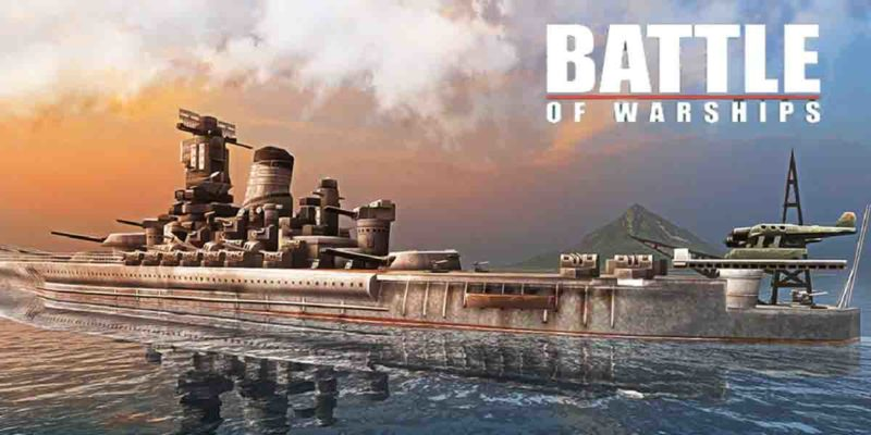 Battle of Warships 1.71.4 Mod Apk (Free Shopping/Unlocked) Latest Version Download