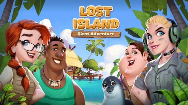 Lost Island: Blast Adventure 1.1.664 Mod Apk (Unlimited live) Latest Version Download
