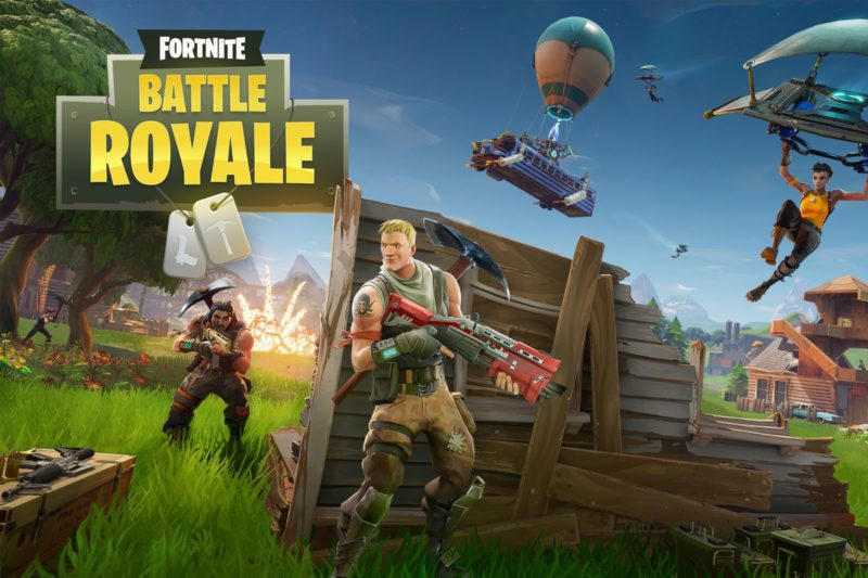 Fortnite Mod Apk + Data 11.20.0 (Unlimited Everything) Latest Version Download