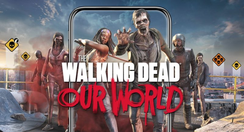 The Walking Dead: Our World 7.1.2.3 Mod Apk (Unlimited Money) Latest Version Download