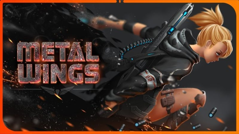 Metal Wings: Elite Force 6.7 Mod Apk (Unlimited Money) Latest Version Download