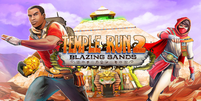 Temple Run 2 Mod Apk 1.60.0 (Unlimited Money/Shopping) Latest Version Download