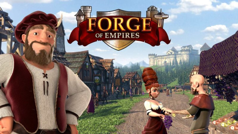 Forge of Empires 1.166.3 Mod Apk (Unlimited Diamonds) Download Latest Vesion