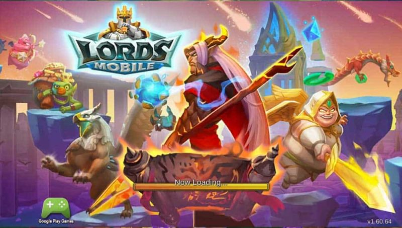 Lords Mobile Mod Apk+ Data 2.11 (Unlimited Money) Latest Version Download