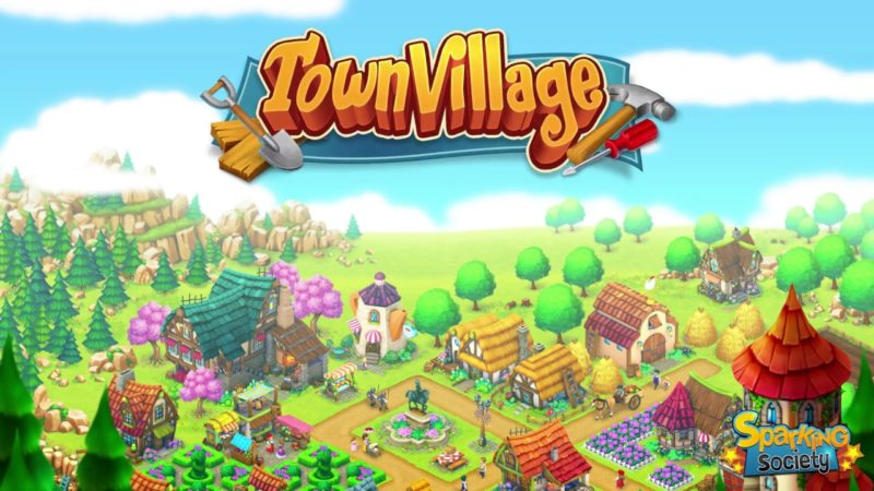 Town Village 1.8.9 Mod Apk (Unlimited Coins/Gems) Download Latest Version