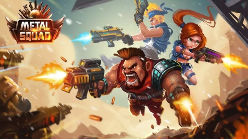 Metal Squad Mod Apk 2.3.1 (Unlimited Coins/Bullets) Download Latest Version