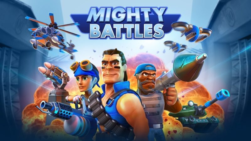 Mighty Battles 1.6.2 Mod Apk (Unlimited Money) Download Latest Version