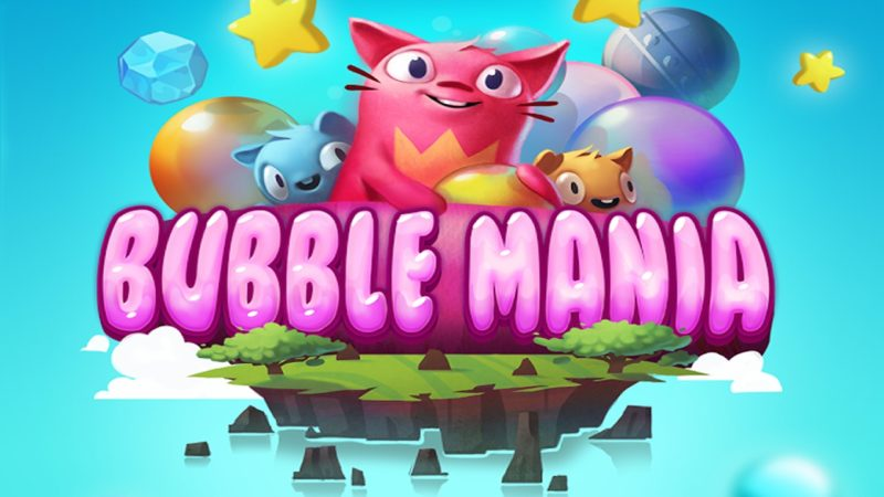 Bubble Mania 2.3.8 Mod Apk (Unlimited Gems/Booster) Latest Version Download