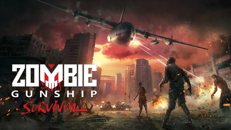 Zombie Gunship Survival 1.6.18 Mod Apk (Unlimited Money) Latest Version Download
