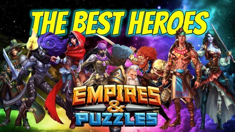 Empires & Puzzles: RPG Quest 25.1.1 Mod Apk (Unlimited Money) Latest Version Download