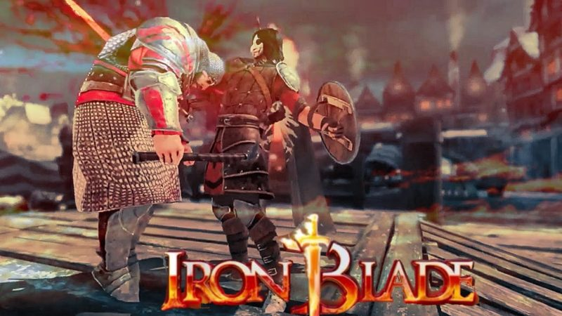 Iron Blade – Medieval Legends 2.1.1b Mod Apk + Data (Unlimited Money) Latest Download