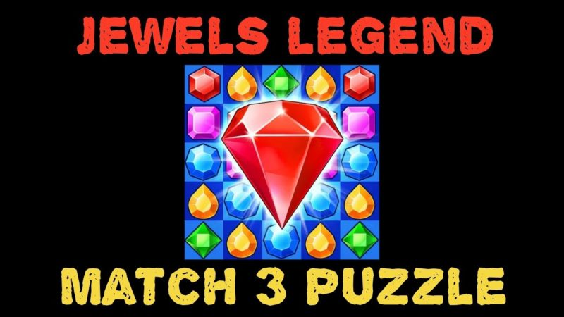 Jewels Legend – Match 3 Puzzle 2.18.3 Mod Apk (Unlimited Money) Latest Version Download