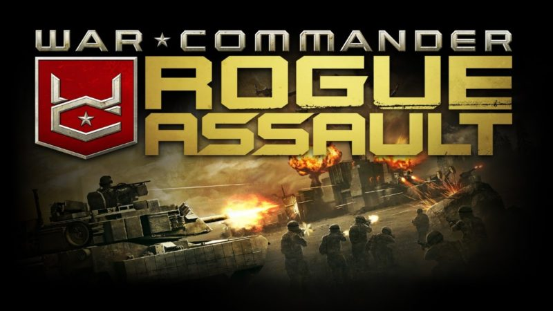 War Commander: Rogue Assault 3.2.0 Mod Apk (Unlimited Money) Latest Version Download