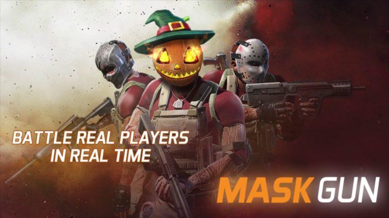 MaskGun – multiplayer FPS 2.217 Mod Apk (Unlimited Ammo/Money) Latest Version Download