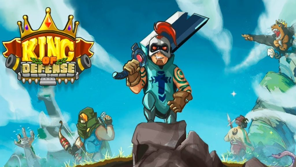 King of Defense 1.5.9 Mod Apk Download (Unlimited Money) For Android