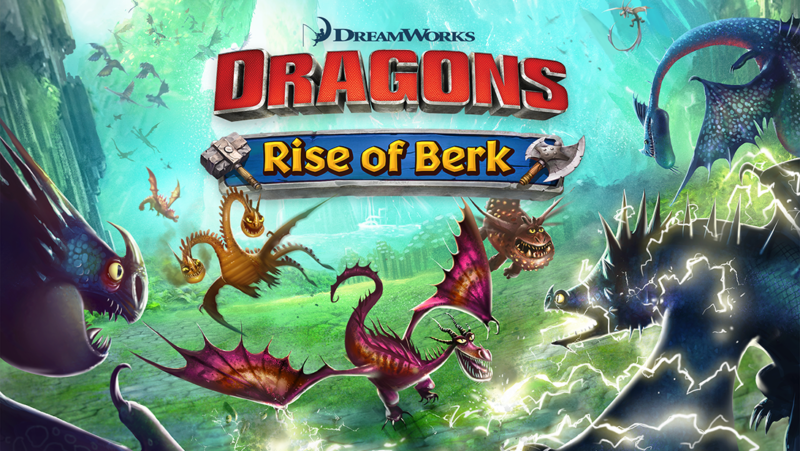 Dragons Rise of Berk 1.42.13 Mod Apk (Unlimited Money) Latest Version Download