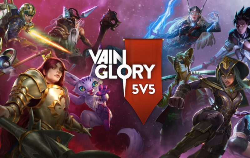 Vainglory Mod Apk + Data 4.13.2 (Unlimited Money) Latest Download