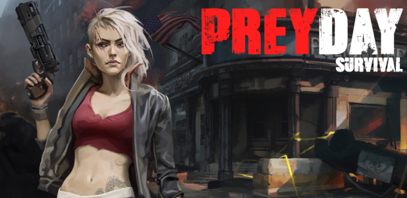 Prey Day: Survival – Craft & Zombie 1.85 Mod Apk + Data (Money) Latest Version Download