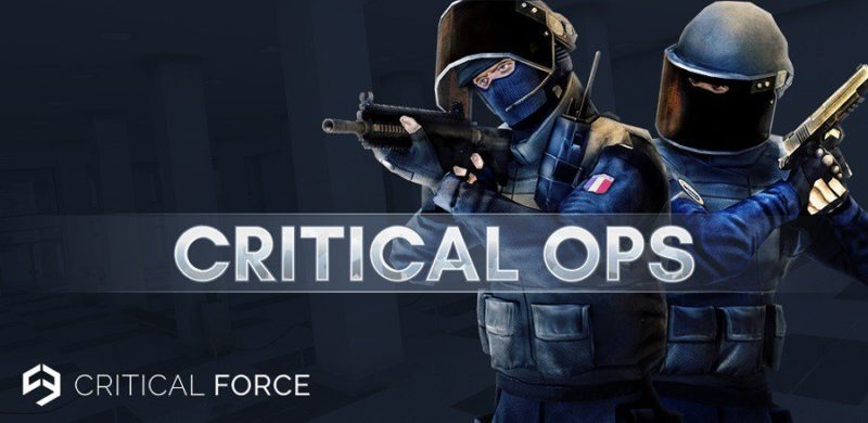 Critical Ops 1.7.0.f692 Mod Apk + Data (Unlimited Money) Latest Version Download