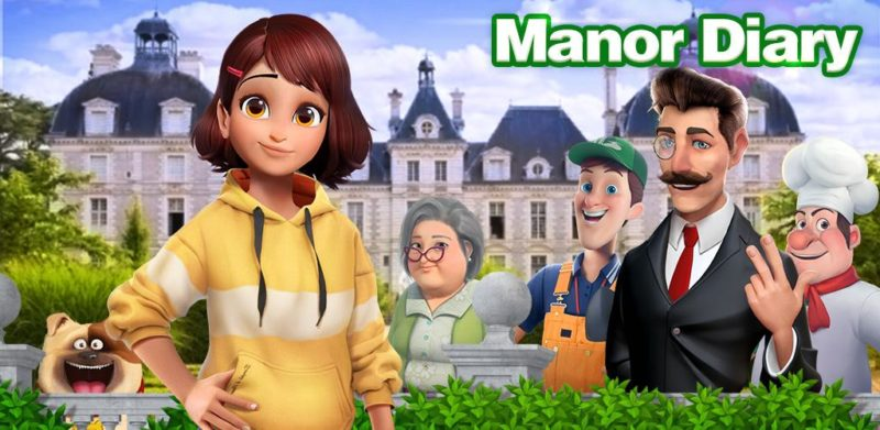 Manor Diary 0.34.2 Mod Apk (Unlimited Coins/Keys) Latest Version Download