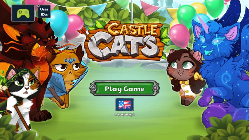 Castle Cats 2.6.3 Mod Apk (Unlimited Money) Latest Version Download