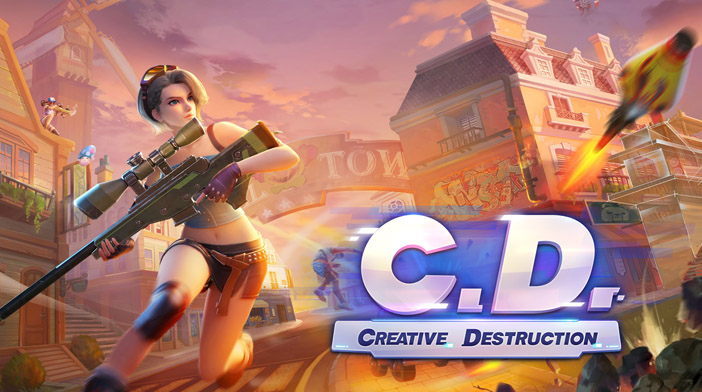 Creative Destruction 2.0.2421 Full Mod Apk + Data (Money) Latest Version Download