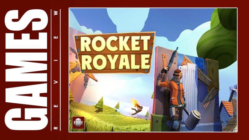 Rocket Royale 1.6.8 Mod Apk (Unlimited shopping) Latest Version Download