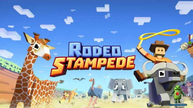 Rodeo Stampede: Sky Zoo Safari 1.22.2 Mod Apk (Unlimited Money) Latest Version Download