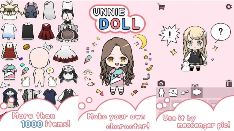 Unnie doll 4.5 Mod Apk (Unlimited Everything)) Latest Version Download