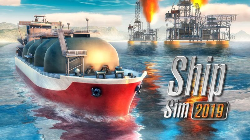Ship Sim 2019 1.1.3 Mod Apk + Data (Unlimited Money) Latest Version Download