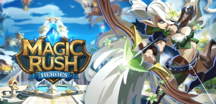 Magic Rush: Heroes 1.1.247 Mod Apk (Unlimited Money) Latest Version Download