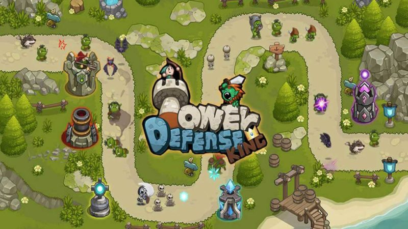 Tower Defense King 1.4.1 Mod Apk (Unlimited Money) Latest Version Download