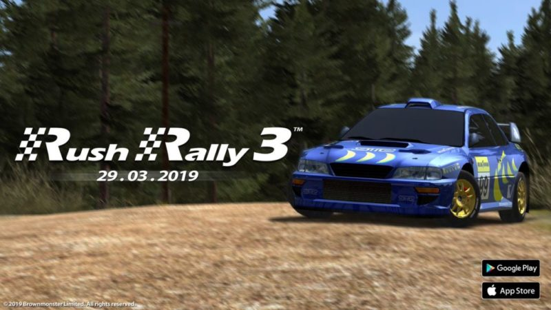 Rush Rally 3 1.44 Mod Apk (Unlimited Money) Latest Version Download