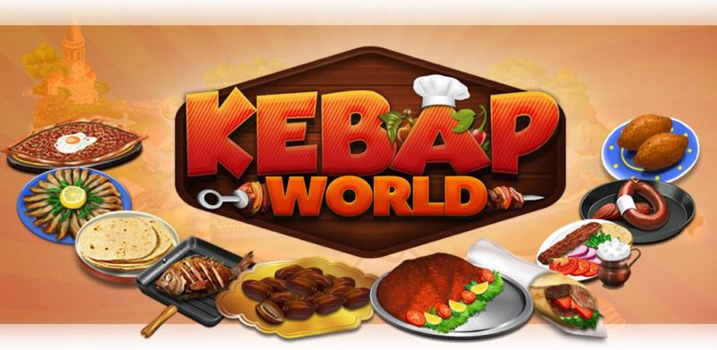 Kebab World – Cooking Game Chef 1.13.0 Mod Apk (Unlimited Money) Latest Version Download