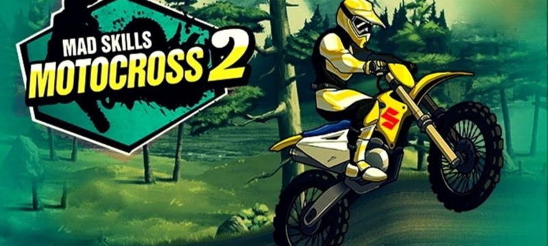 Mad Skills Motocross 2 2.22.1342 Mod Apk (Unlimited Everything) Download