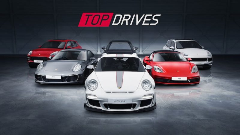 Top Drives 12.00.00.11490 Mod Apk + Data (Unlimited Money) Download