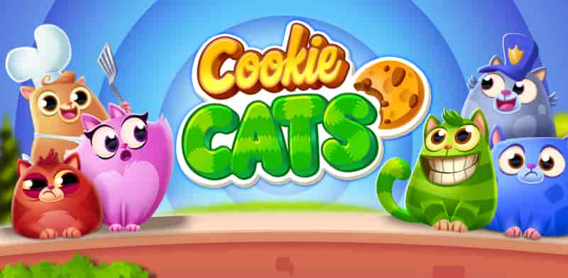 Cookie Cats 1.57.1 Mod Apk (Unlimited Coins,Lives) Latest Version Download