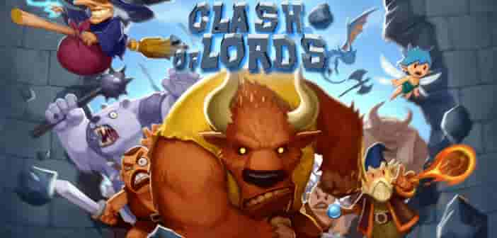 Clash of Lords 1.0.442 Mod Apk + Data (Unlimited Money) Latest Version Download