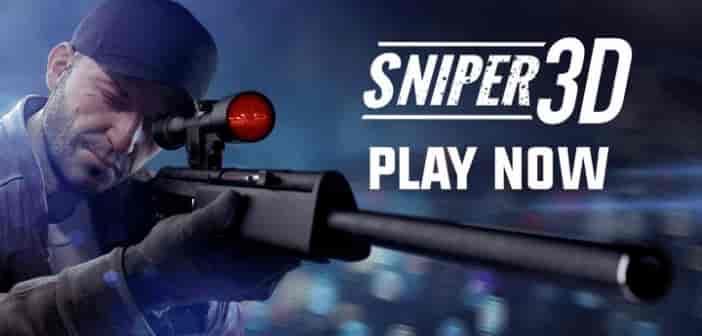 Sniper 3D Gun Shooter: Free Elite Shooting 2.23.11 Mod Apk (Coins/Diamonds) Latest Download