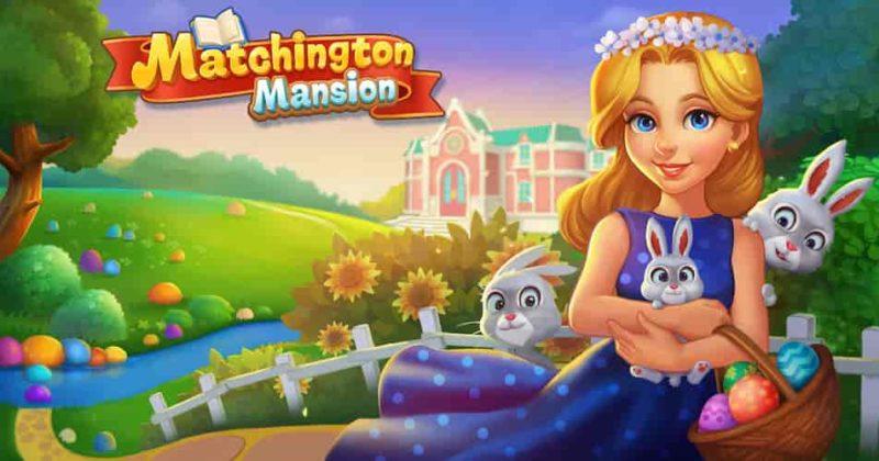 Matchington Mansion 1.69.3 Mod Apk + Data (Unlimited Coins/Live) Latest Version Download