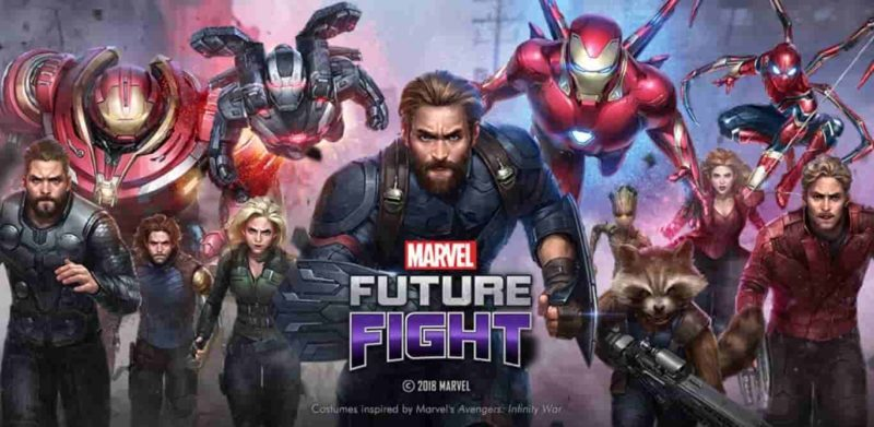Marvel Future Fight 5.1.1 Mod Apk (Unlimited Money) Latest Version Download
